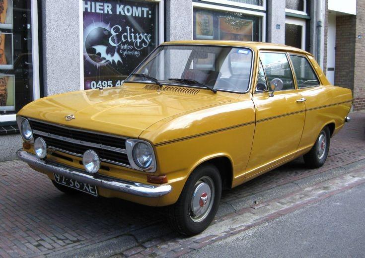 1973 Opel Kadett