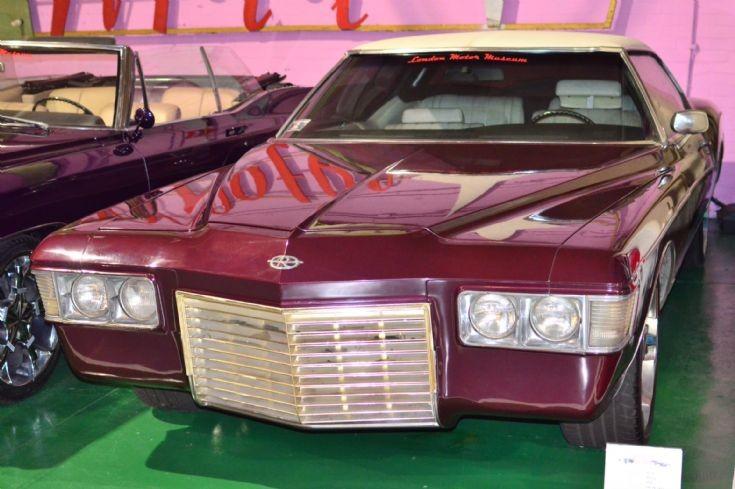 London motor museum.