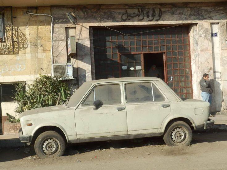 Cairo Streets - Egypt