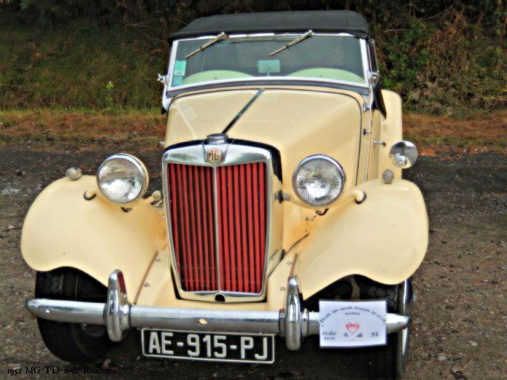 1952 MG TD (1)