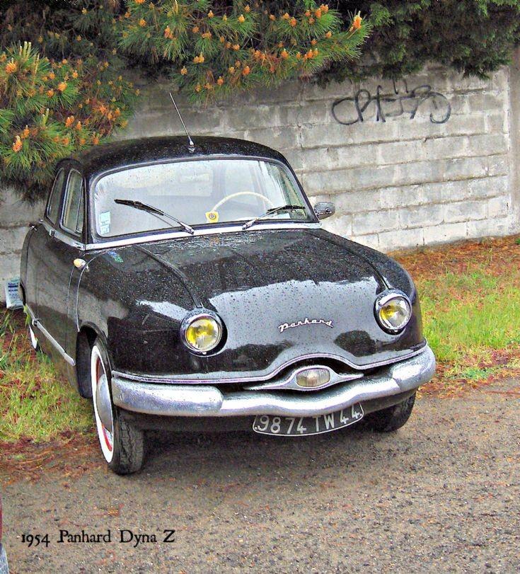 1954 Panhard Dyna Z