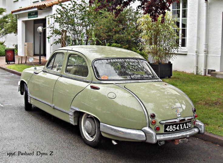 1956 Panhard Dyna Z (2)