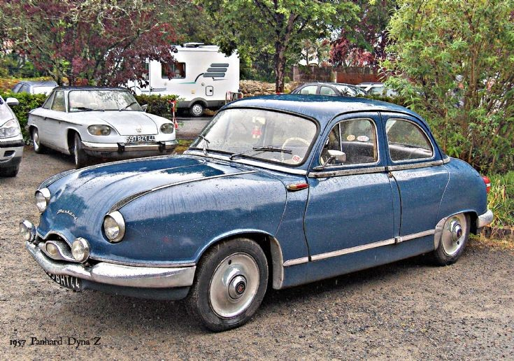 1957 Panhard Dyna Z (1)