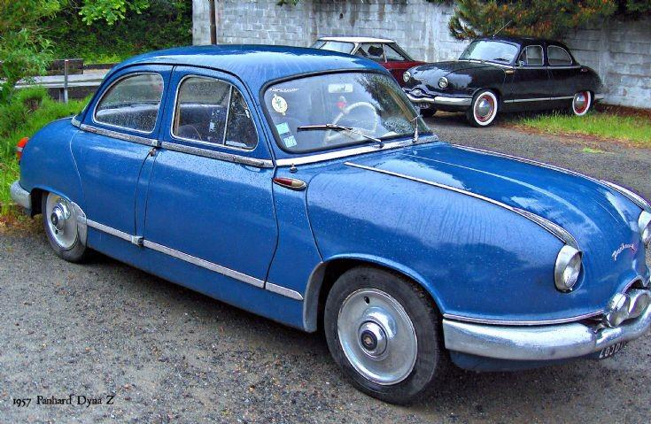 1957 Panhard Dyna Z (2)