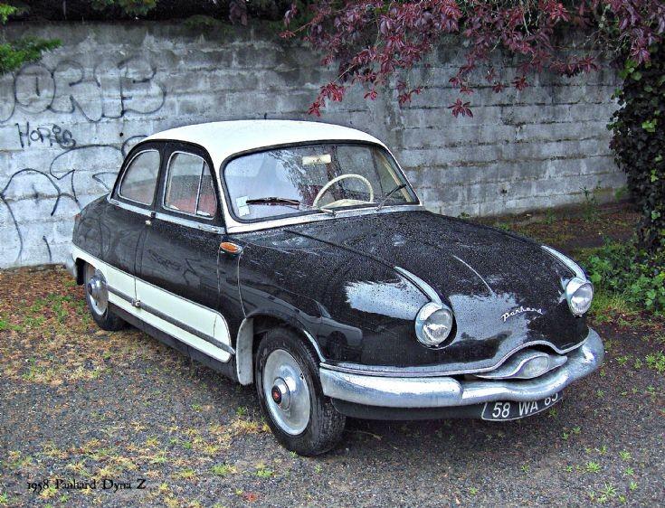 1958 Panhard Dyna Z