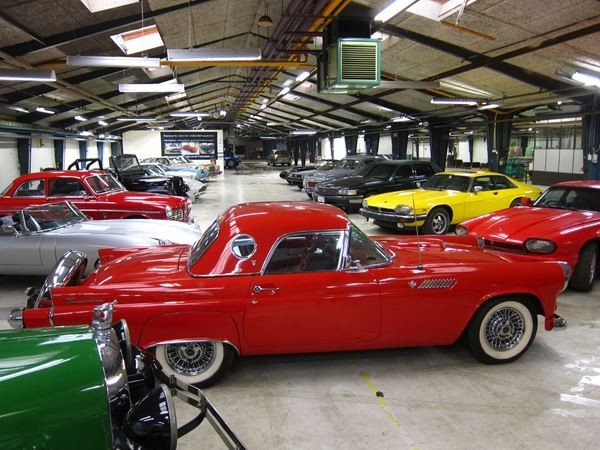 More than 60 classic cars auctioned this Sunday in Denmark