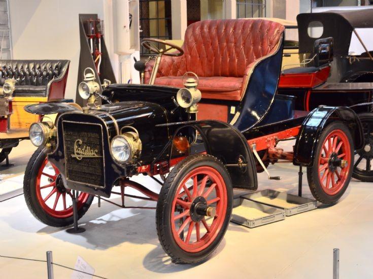Autoworld museum. Brussels, Belgium.