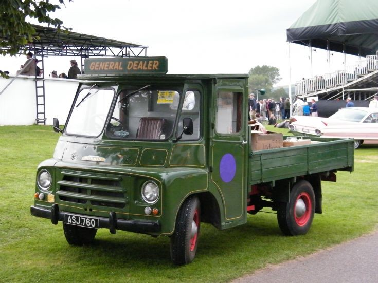 Morris truck