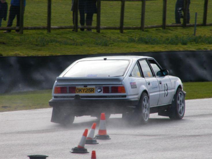 Rally Rover SD1 V8 Vitesse