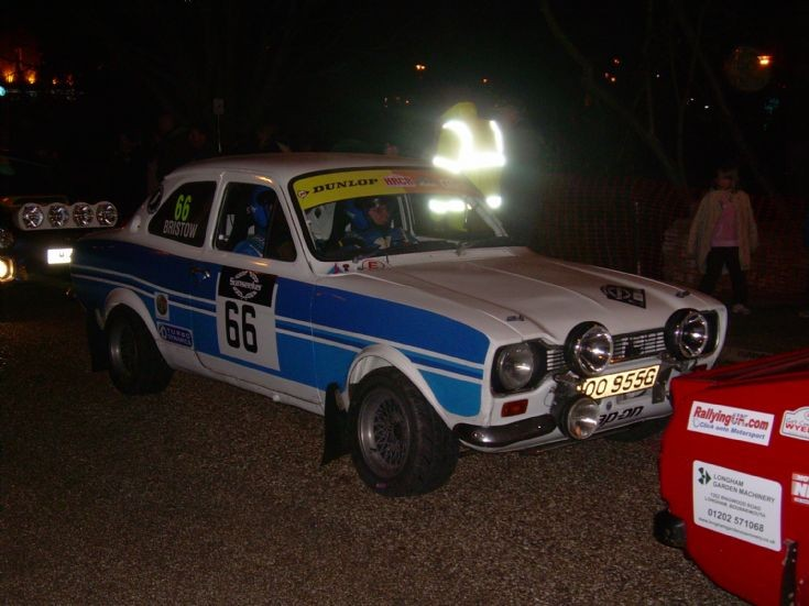 Mark 1 Ford Escort RS