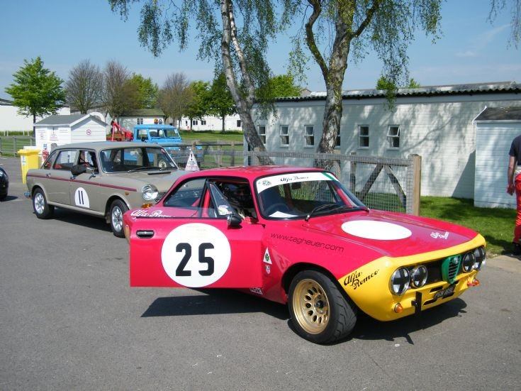 Alfa Romeo and Austin