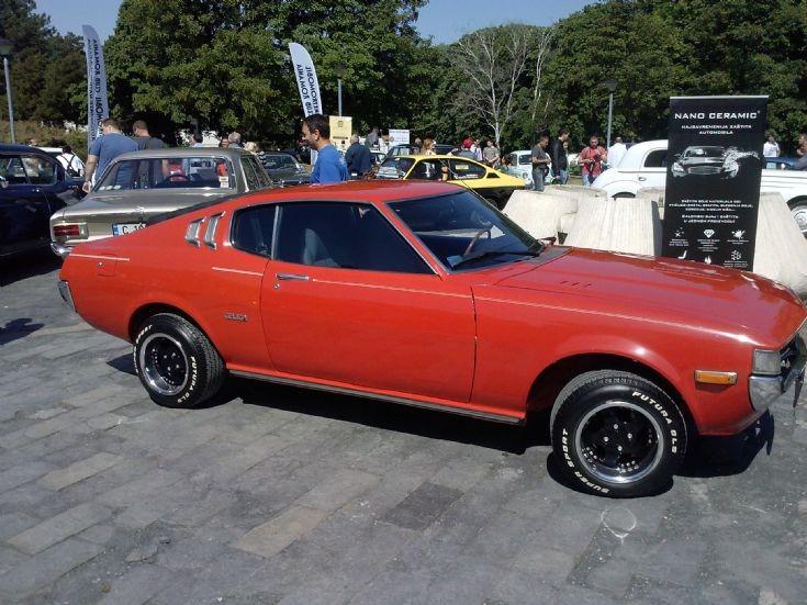 Toyota Celica liftback 2000 GT 1973