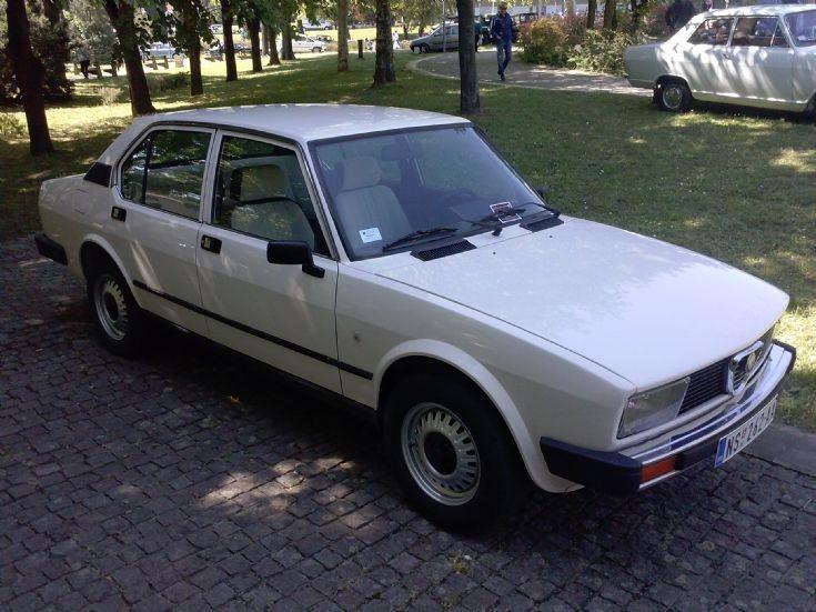 Alfa Romeo Alfeta 1.6