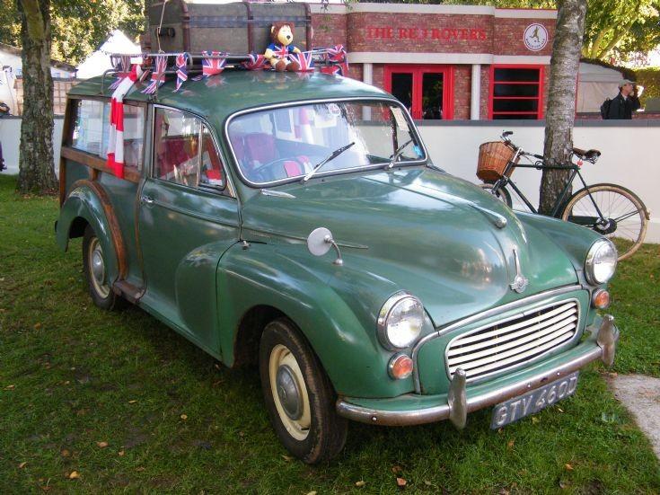 Morris 1000 minor