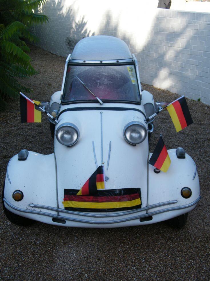Messerscmidt micro car