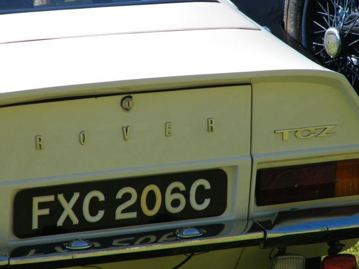 Rare Rover TCZ