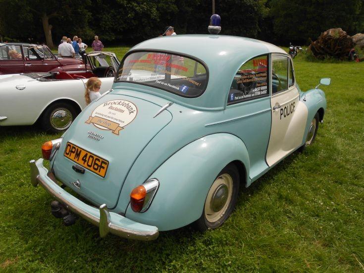 Morris Minor Panda Car