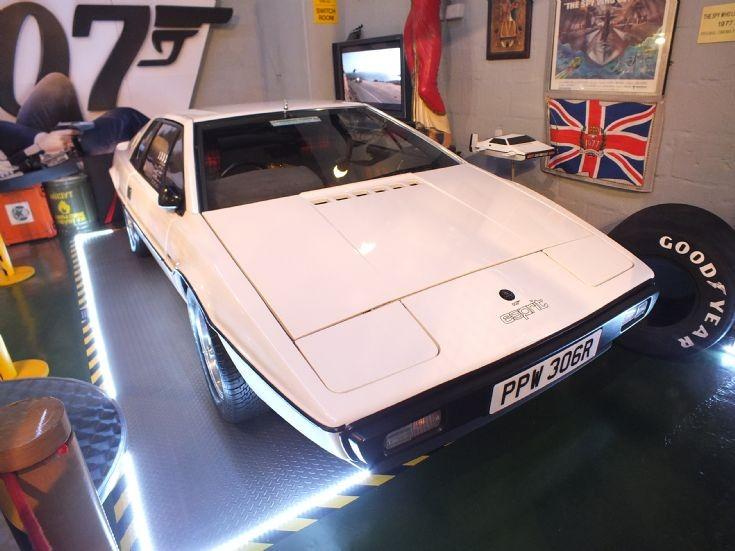 1976 Lotus Esprit