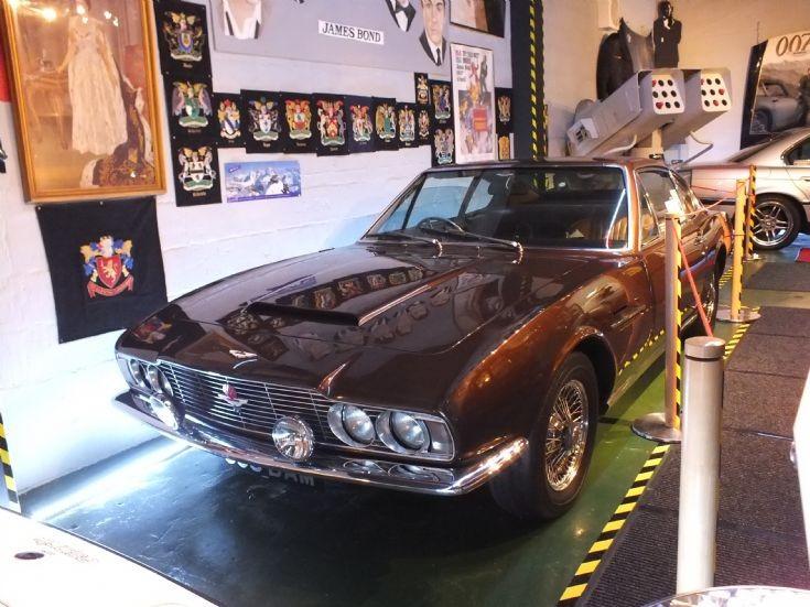 1967/8 Aston Martin DBS