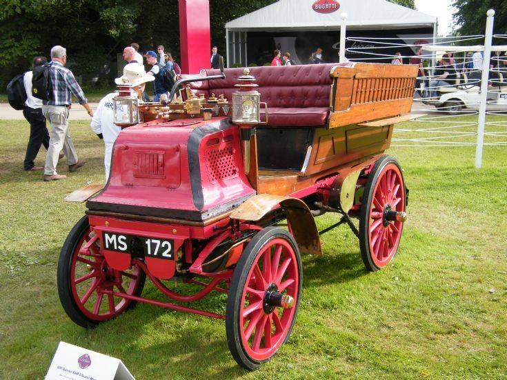 Daimler wagonette