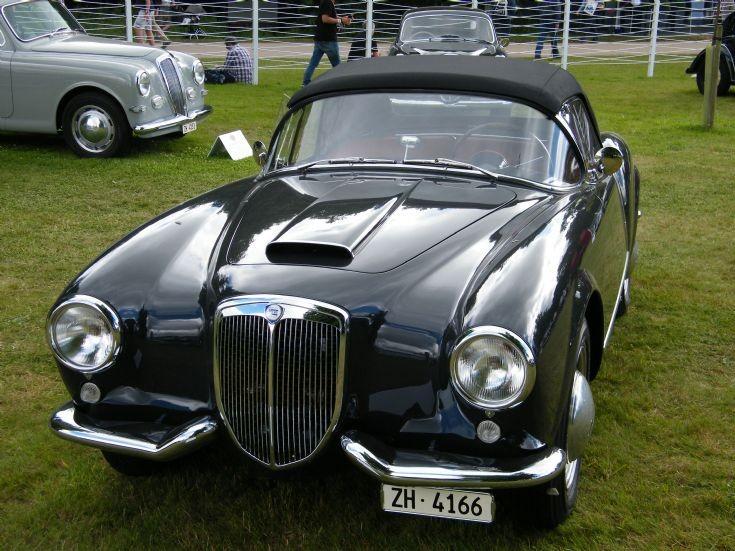 Lancia Aurelia B24/S spider America