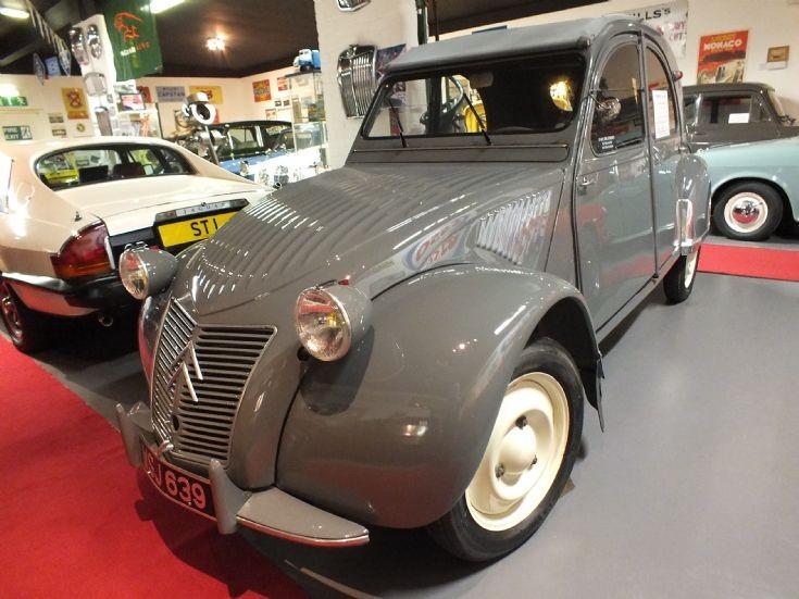 1955 Citroen 2CV AZ