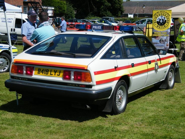 Sussex Police Rover SD1 V8 3500