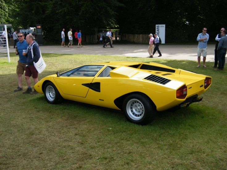 70s or 80s Lamborghini Countach