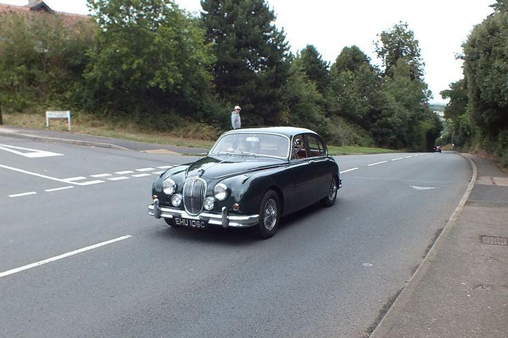 1965 Jaguar 3.4