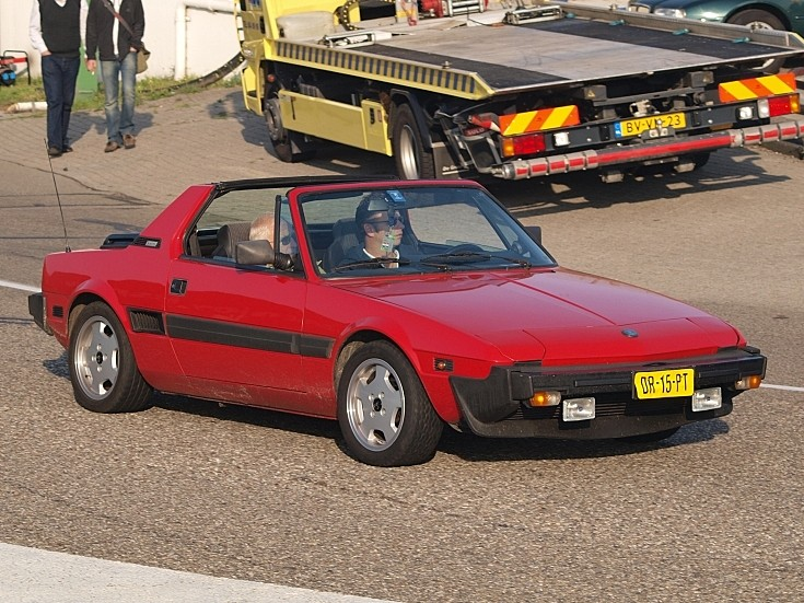 Photo of a Fiat X 1-9