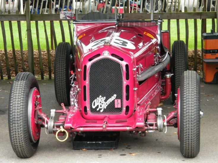 Works Alfa Romeo