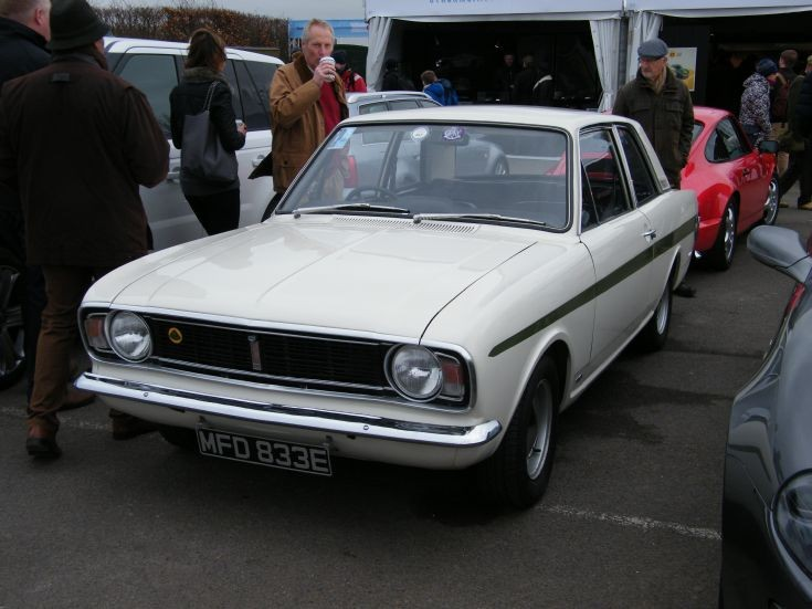 MK2 Ford Lotus Cortina