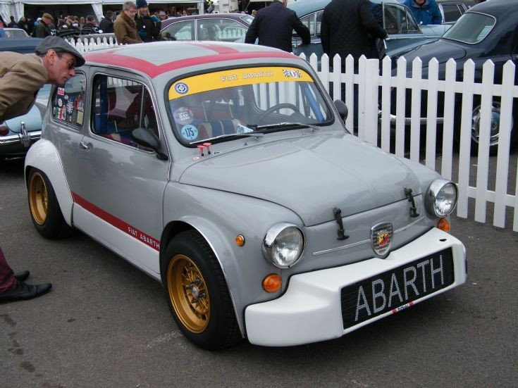Fiat 500 abarth