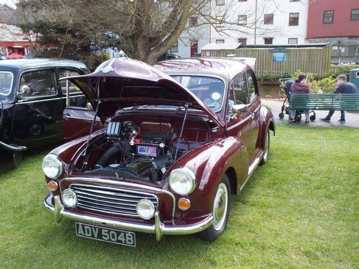 1964 Morris
