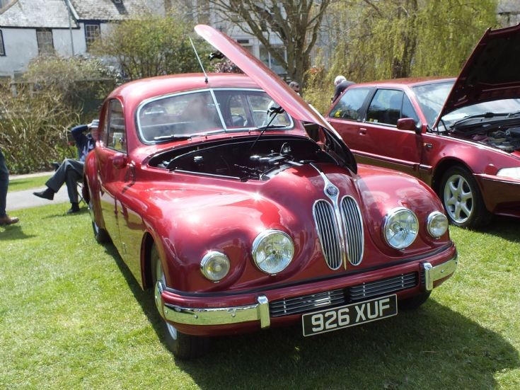1953 Bristol