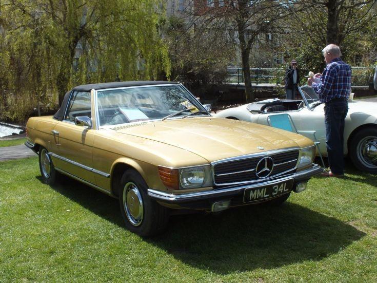 Merc 350 SL