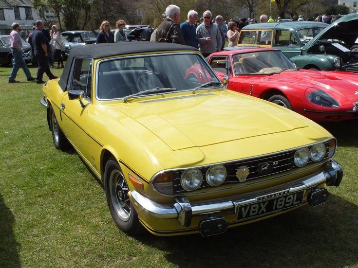 1973 Stag V8