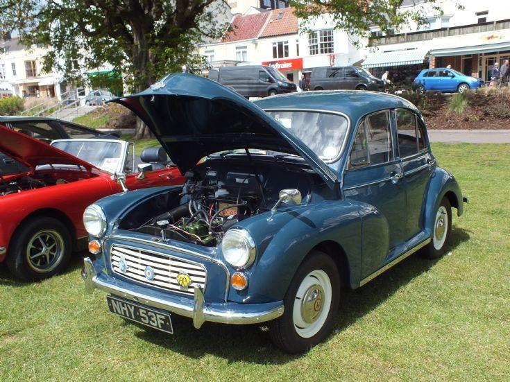1968 Minor 1000