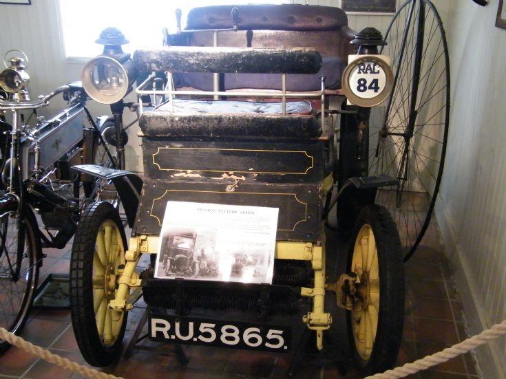 1900 Peugeot Voiture