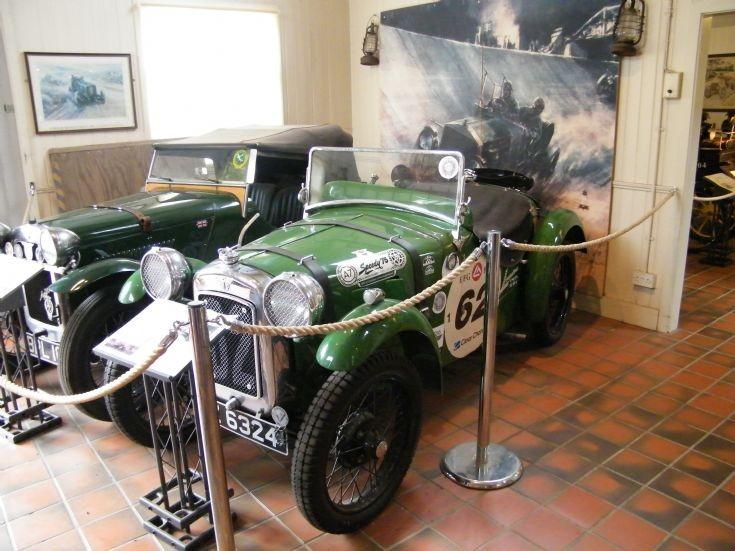 1935 Austin Seven Speedy Le Mans