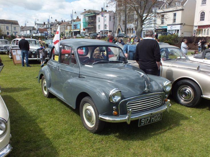 1961 Minor 1000