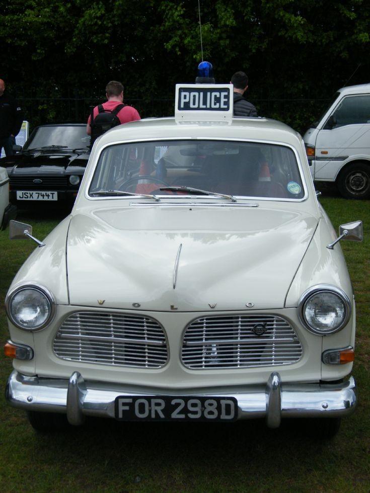 Hampshire Police Volvo