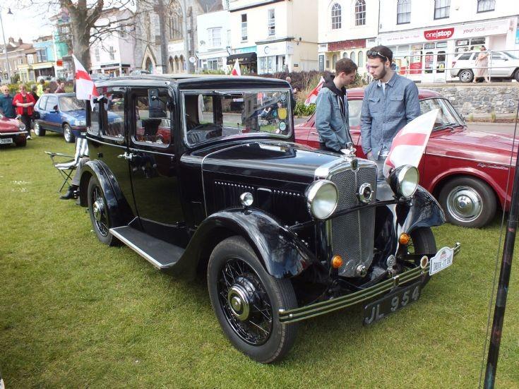 1933 Morris