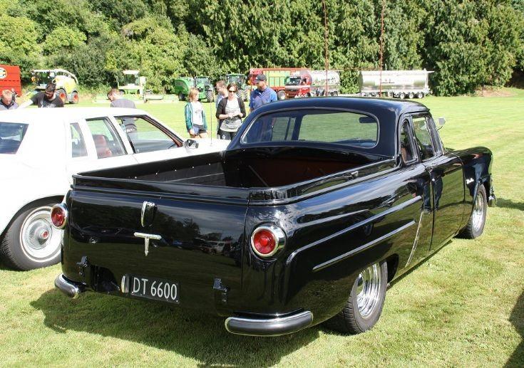 1957 Ford Mainline ute