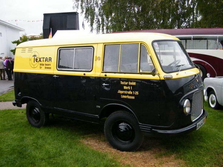 Ford Germany Taunus Transit