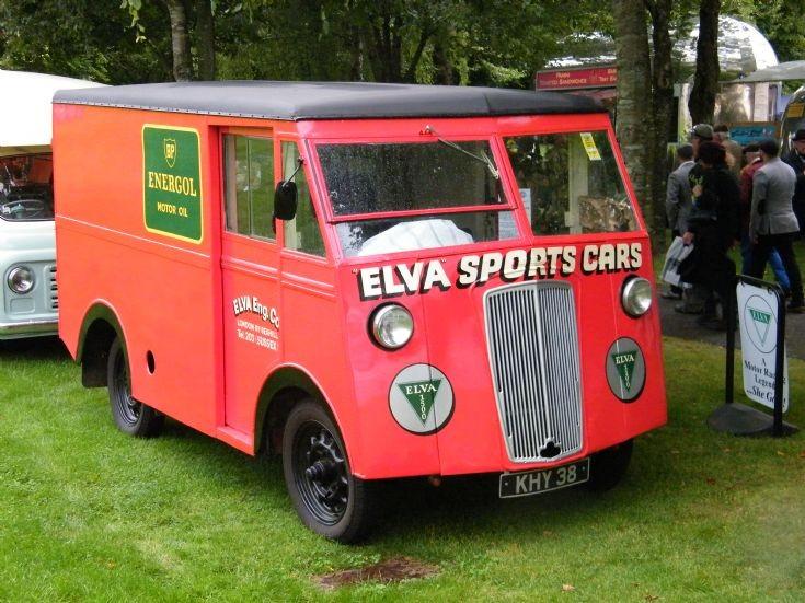 Morris Van