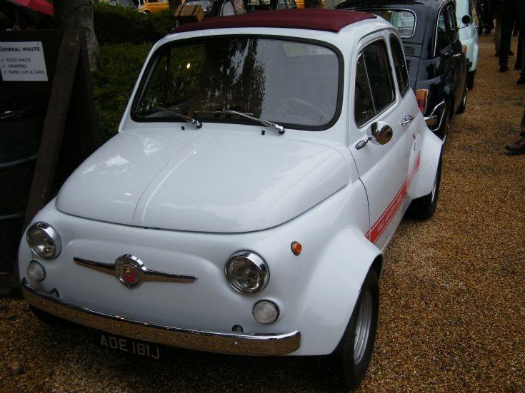 Fiat 695 Abarth