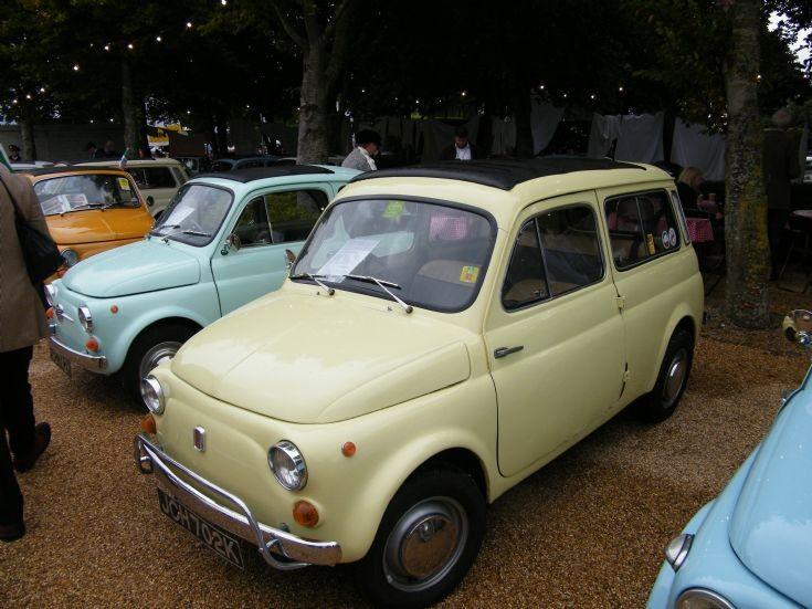 Fiat 500 Estate/Station Wagon