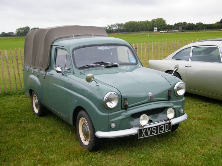 Standard 10 Pick-Up