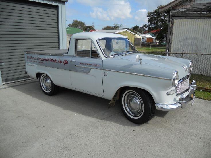1957 Vanguard ute